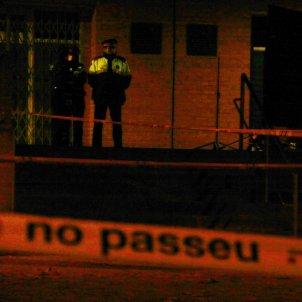 Tiroteig Sant Andreu home mort