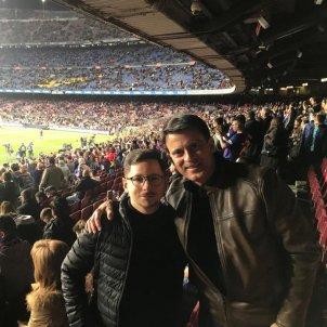 Manuel Valls Camp Nou @manuelvalls