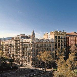 Casa Sayrach Montserrat consol bancells ajuntament barcelona