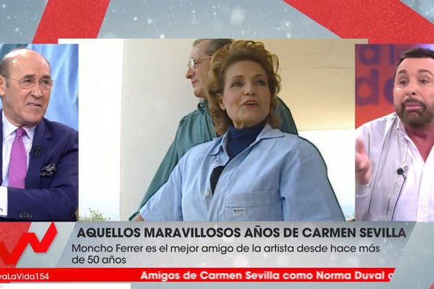 José Manuel Parada Se Ensaña Con Carmen Sevilla En Su Peor Momento