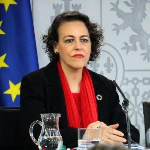 Magdalena Valerio ministra Treball ACN