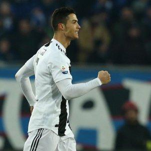Cristiano Ronaldo Juventus EFE