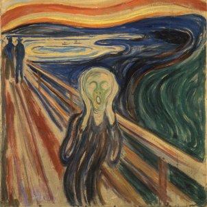 Edvard Munch El Crit (1910) bx