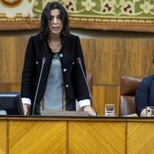 Presidenta Parlament Andalusia Marta Bosquet Cs - Efe
