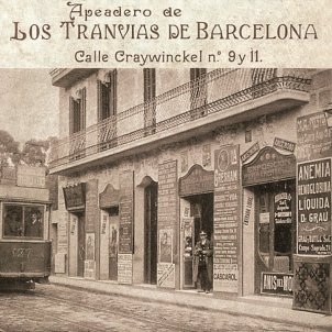 15B tramvies craywinckel march anatomia barcelona
