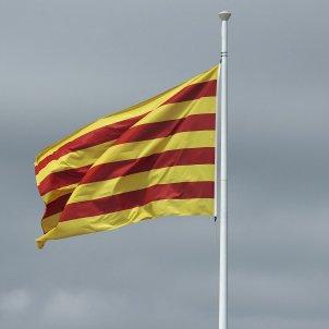 Bandera Catalana senyera - llengua català discriminacio UE - Pixabay