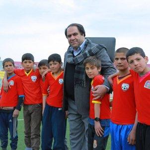 Keramuddin Karim FB federacio futbol afghanistan