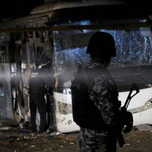 Atemptat terrorista Egipte - Efe