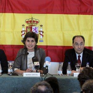 Abascal San Gil Vidal Quadras vox 2013 EFE