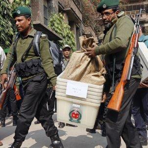 Eleccions Bangladesh - Efe