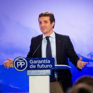 Pablo CAsado president PP - Efe