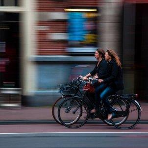 bicicleta vorera ciclistes barcelona