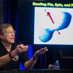 ultima thule NASA - EFE