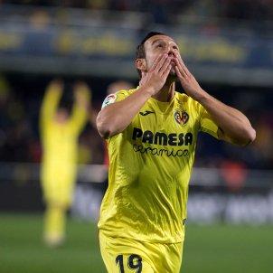Santi Cazorla Vilareal Madrid EFE