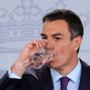 pedro sanchez got aigua efe