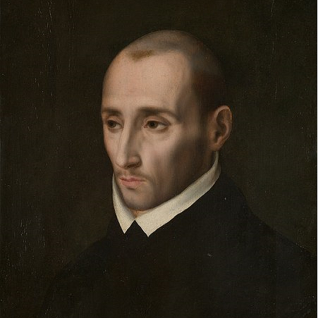 Retrat de Joan de Ribera (1566). Font Museu del Prado