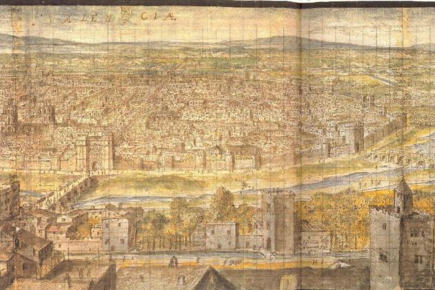 Gravat de València (1563). Font Viquipedia