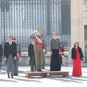 Pasqua Militar 2019 Rei i Letícia