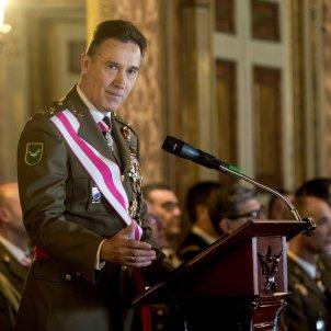 comandant exèrcit Pasqua Militar EFE