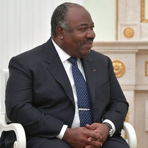 Ali Bongo Ondimba Gabon presidencia Rusia
