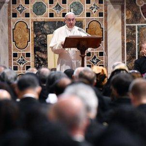 Papa francesc Vaticà - Efe