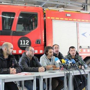 Sindicats de Bombers de la Generalitat