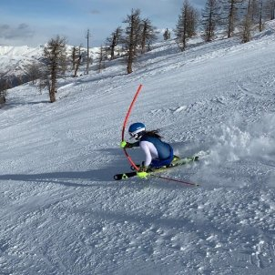 Esquí Nuria Pau Federació Catalana d'Esports d'Hivern