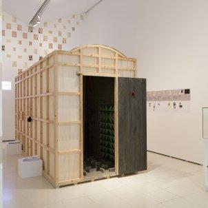 1. Habitació, Txeka, un projecte de Pedro G. Romero al Museu Nacional