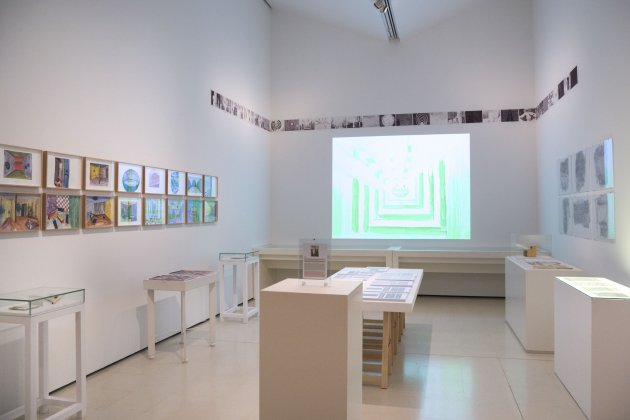 2. Habitación, sala. Un proyecto de Pedro G. Romero en el Museo Nacional