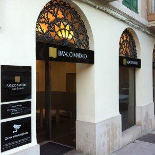 Oficina Banco de Madrid a Palma - Wiki