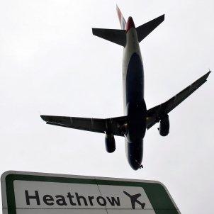 Aueroport Londres Heathrow recurs - Efe
