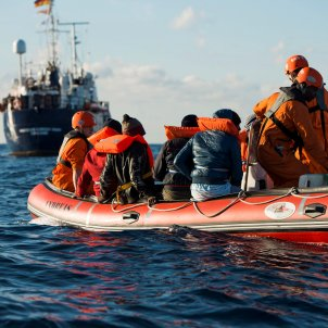 Rescat refugiats ONG Sea Eye Efe
