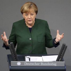 Angela Merkel - EFE