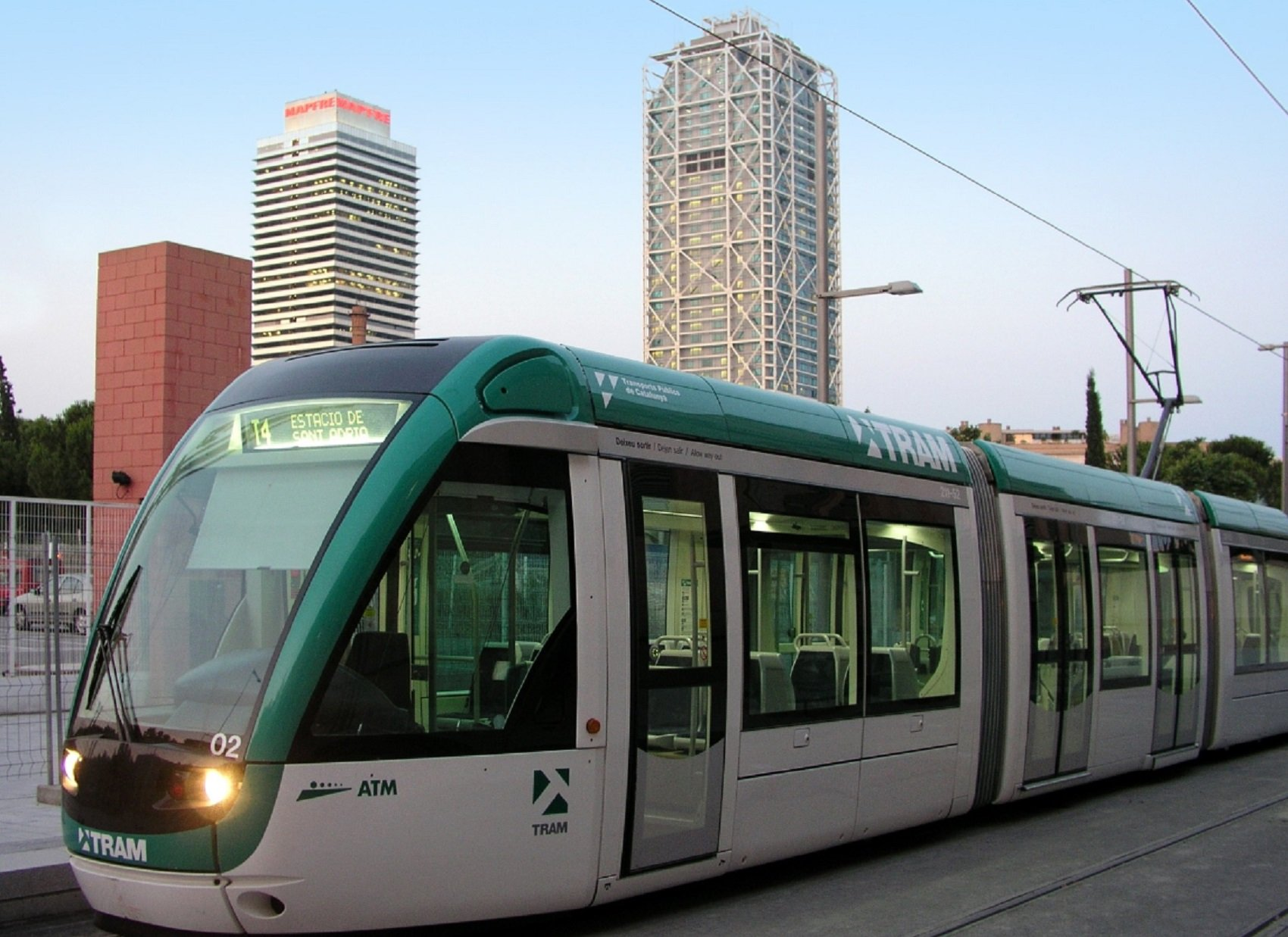 tramvia barcelona EP
