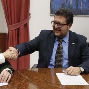 Juanma Moreno Francisco Serrano EFE