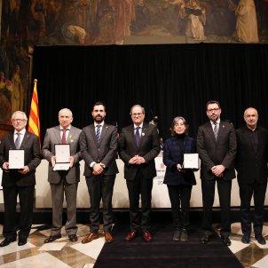 Medalla d'Or Generalitat Torra / Sergi Alcàzar