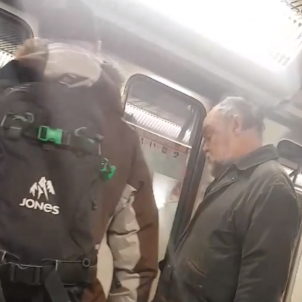 racisme metro
