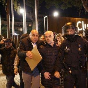 Carles Palacio Acte Vox Barcelona
