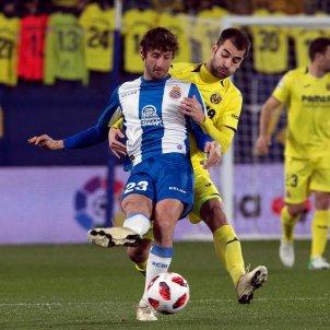 Granero Trigueros Vila real Espanyol EFE