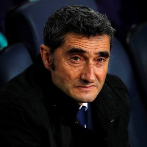 Ernesto Valverde Barca Eibar EFE