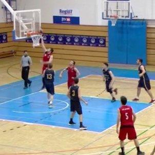 Artés bàsquet La Xarxa