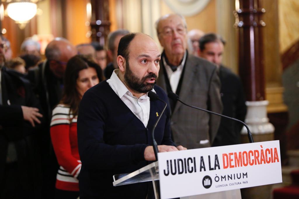 ELNACIONAL Marcel Mauri vicepresident Òmnium sergi alcazar