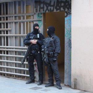 El Nacional Operacio antiterrorista Ciutat Vella Mossos Esquadra gener 2019 Anton Rosas