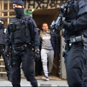 detingut operació mossos antiterrorisme   Cèlia Forment