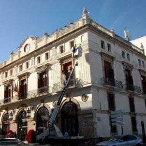 Ajuntament de Sagunt (gener 2011)