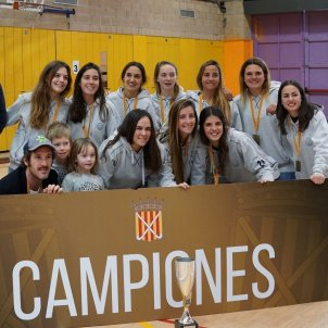 Egara femení Federació Catalana de Hockey
