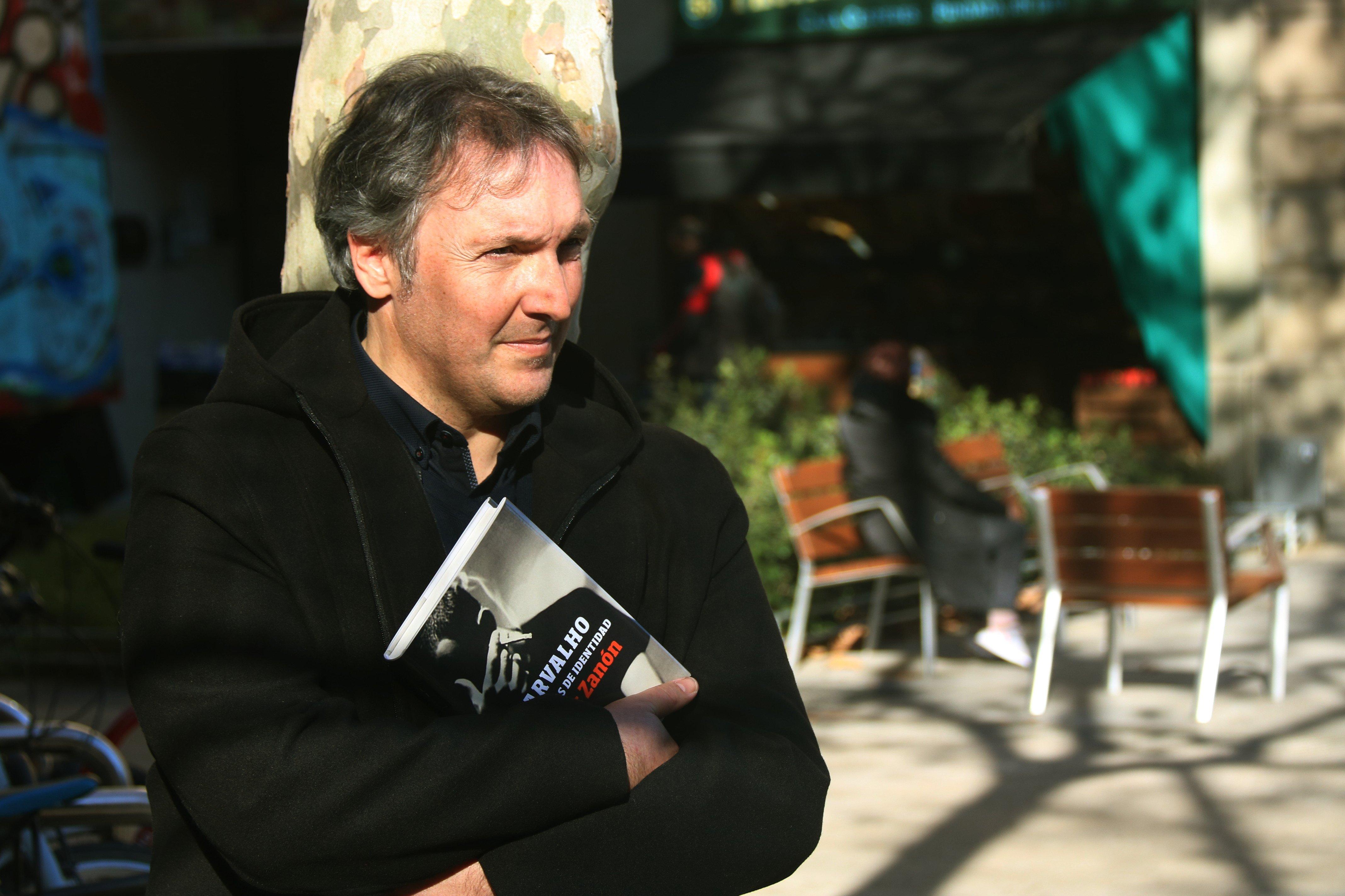 Carlos Zanon Carvalho  Vázquez Montalbán ACN