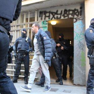 Terrorisme gihadista Ciutat Vella Anton Rosa