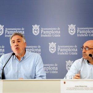 Alcalde pamplona Joseba Asiron EH BIldu - Efe