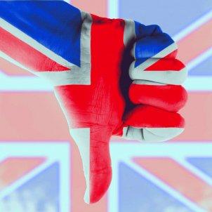 Bandera Regne Unit Gran Bretanya (George Hodan)